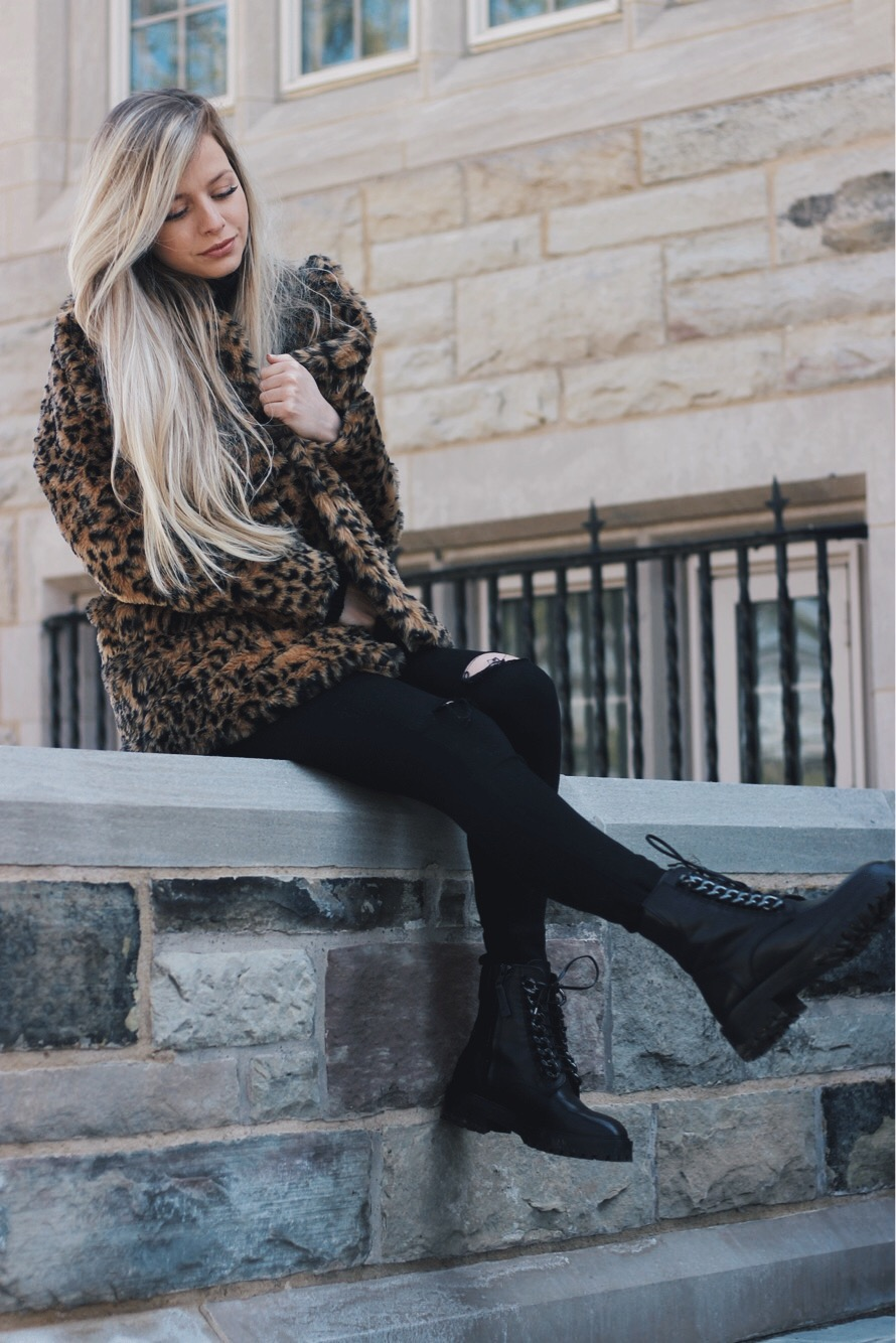 The Perfect Leopard Coat, Alex Gaboury