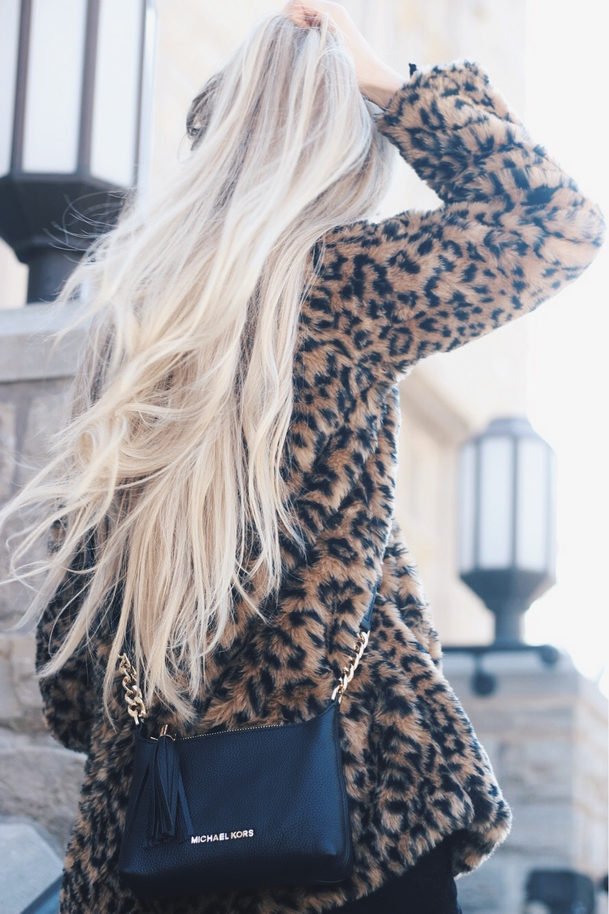 The Perfect Leopard Coat, Winter outfit, Alex Gaboury