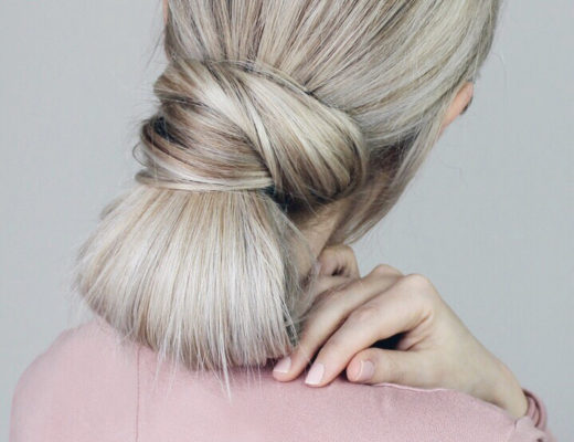 Easy & Simple Sophisticated Bun Tutorial, Alex Gaboury