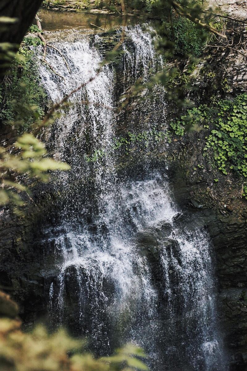 Felker's Falls Stoney Creek, ON, Alex Gaboury