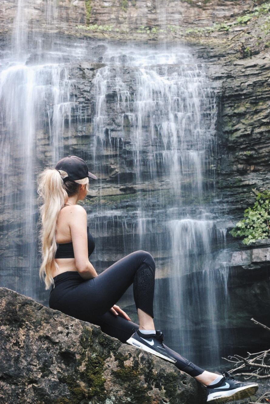 Felker's Falls Waterfall, Alex Gaboury