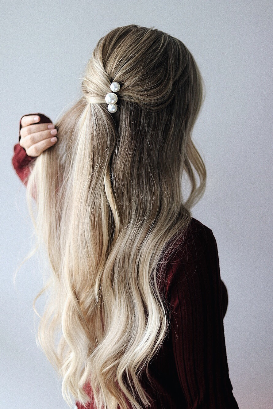Easy Hairstyles, Fall Hair Trends, www.alexgaboury.com