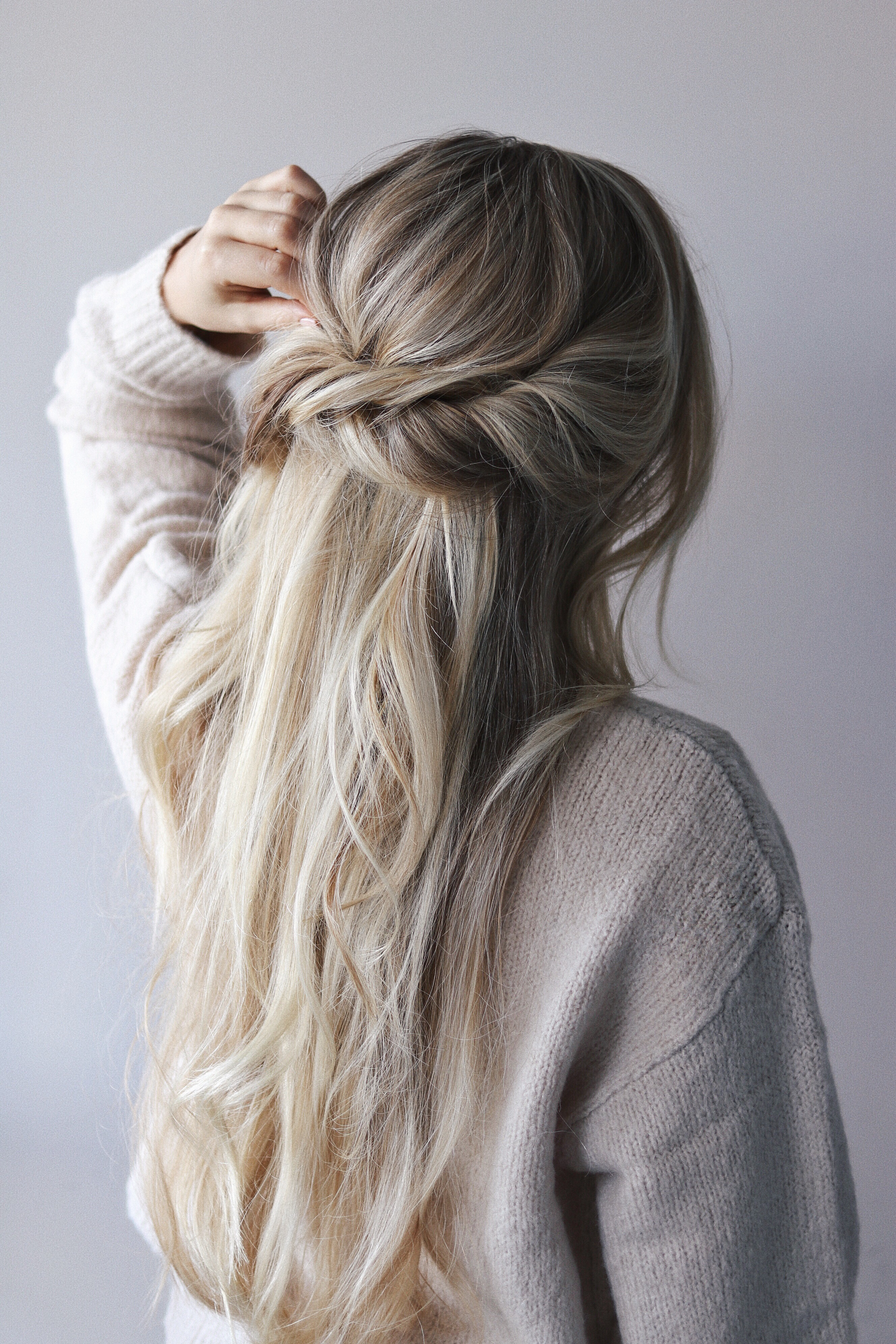 Easy Hairstyles, Fall Hairstyles | www.alexgaboury.com