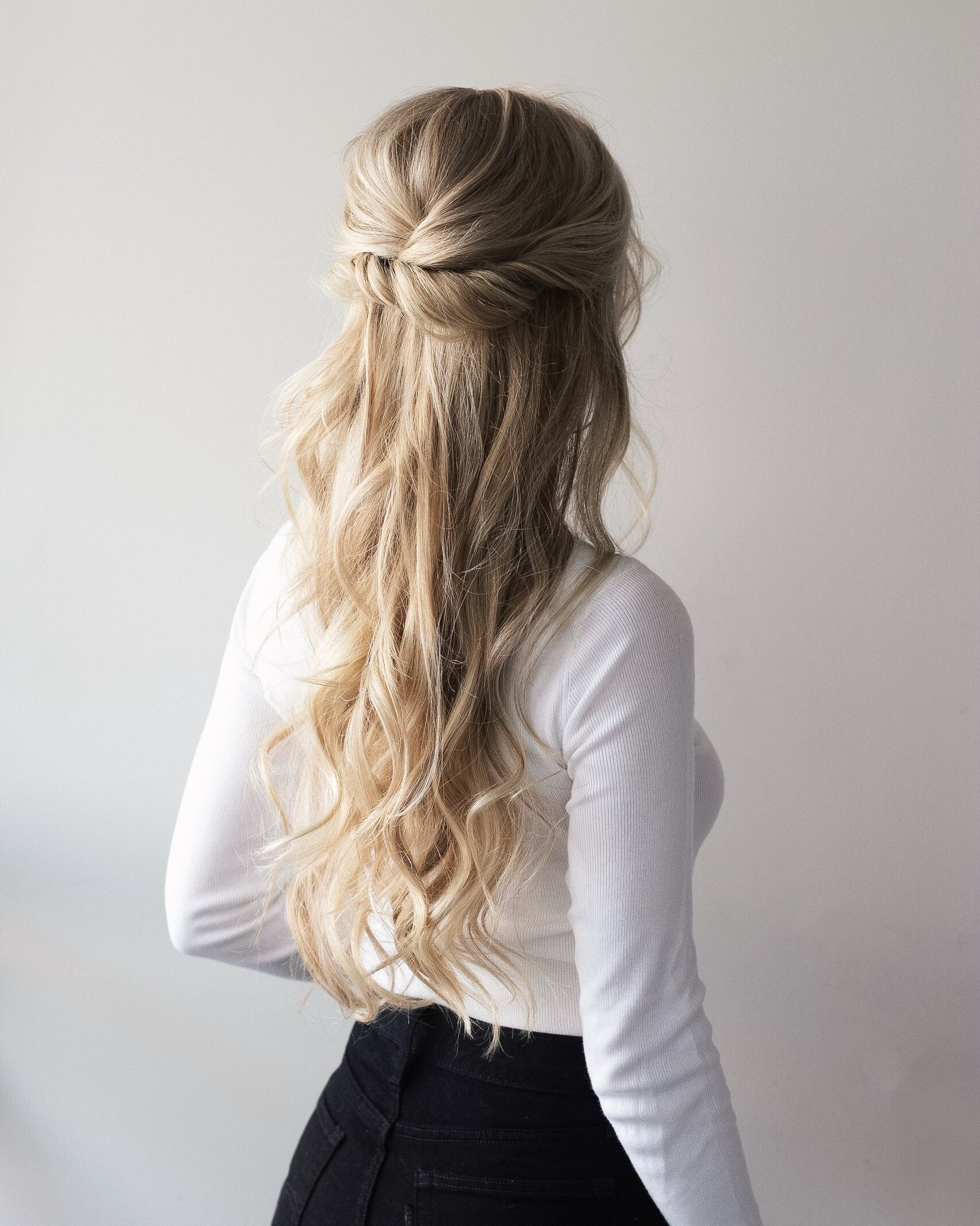 3 EASY 3 MINUTE HAIRSTYLES FOR 2019 | www.alexgaboury.com