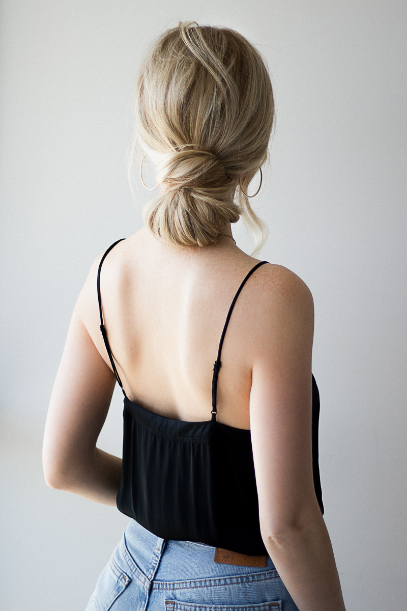 3 EASY BUN HAIRSTYLES TUTORIAL PERFECT FOR PROM | www.alexgaboury.com