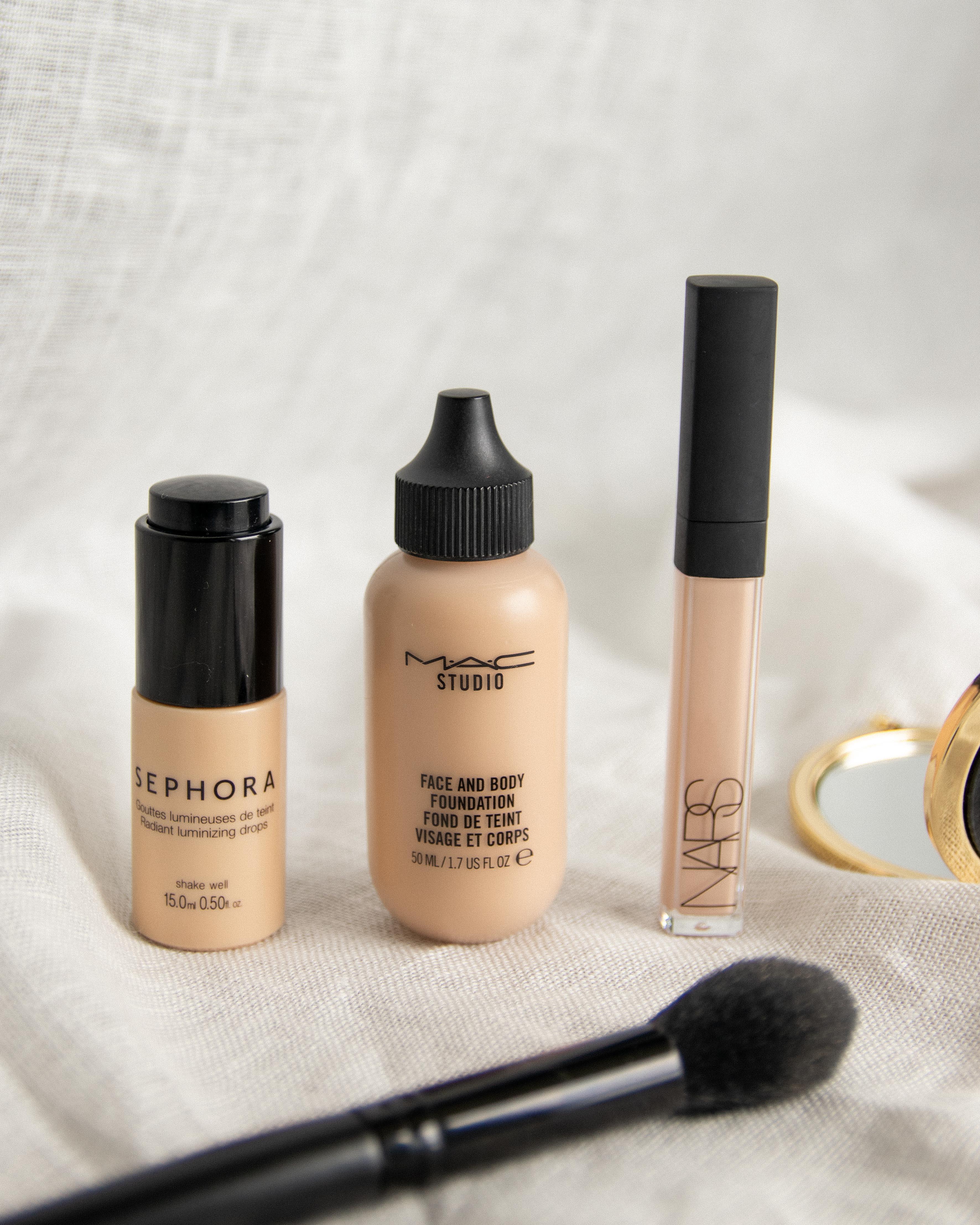 Natural Makeup Products + Makeup Tutorial | www.alexgaboury.com