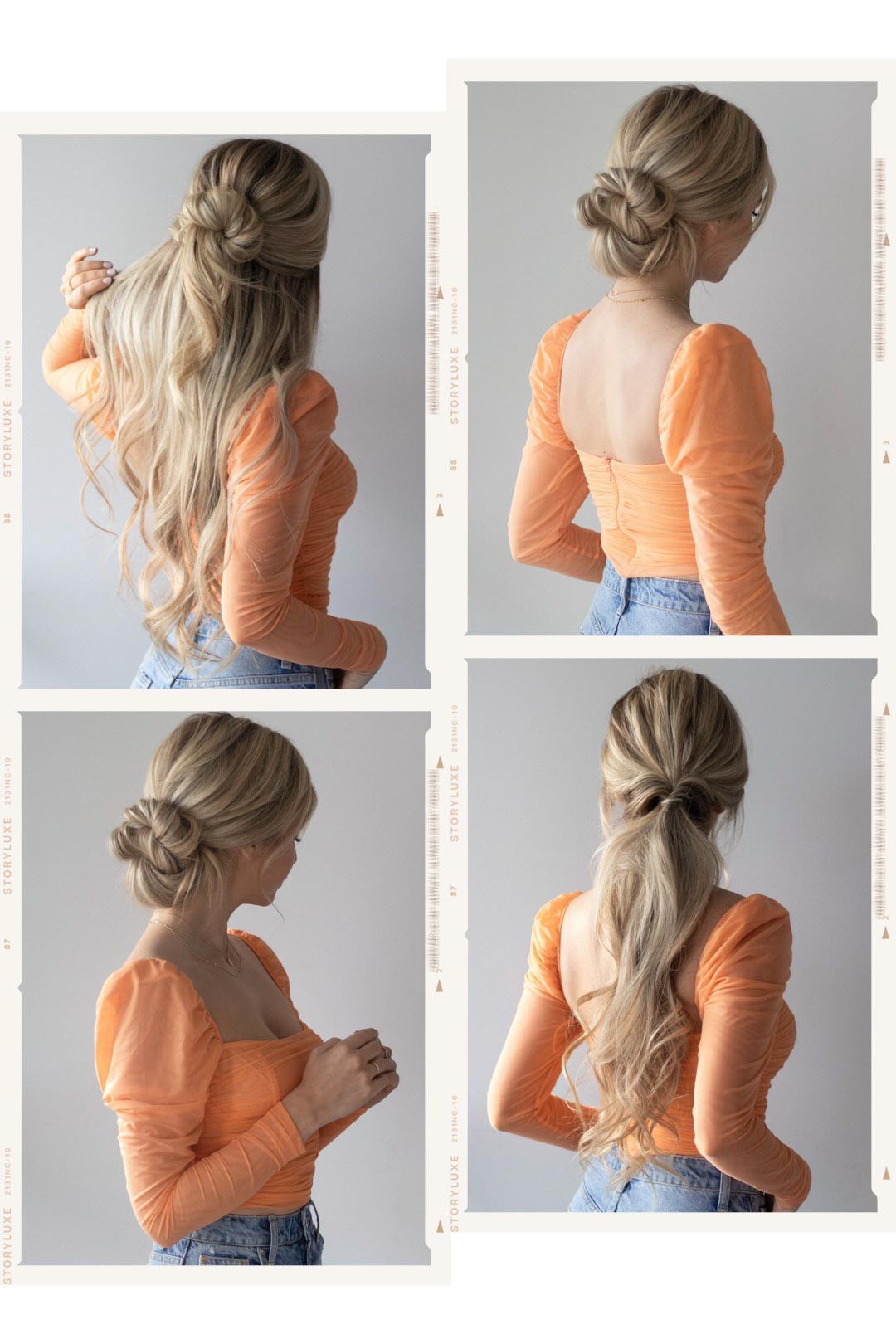 3 TRENDY AND EASY HAIRSTYLES FOR 2020 | www.alexgaboury.com
