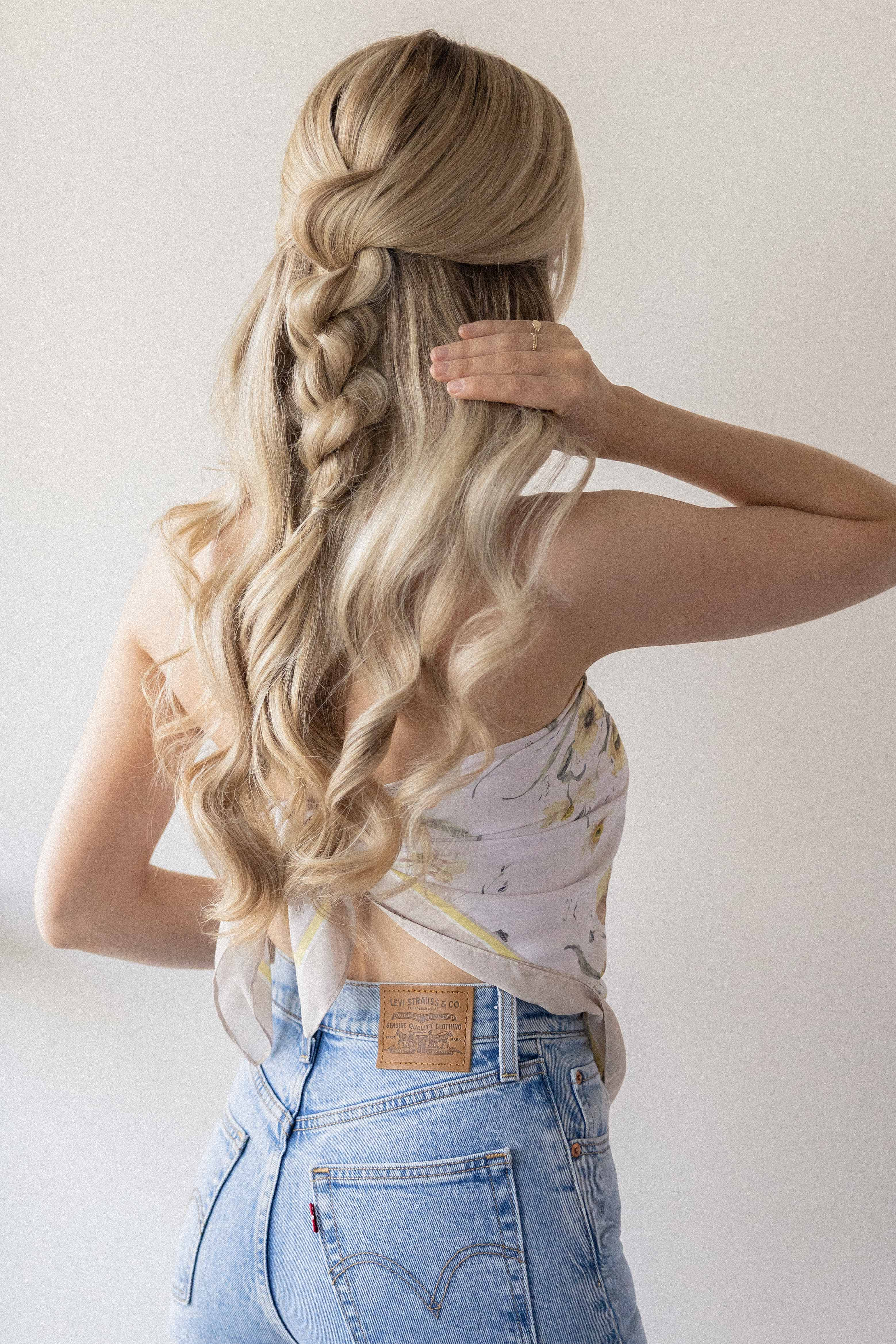 3 EASY HAIRSTYLES TO TRY THIS SUMMER | Hair Tutorial