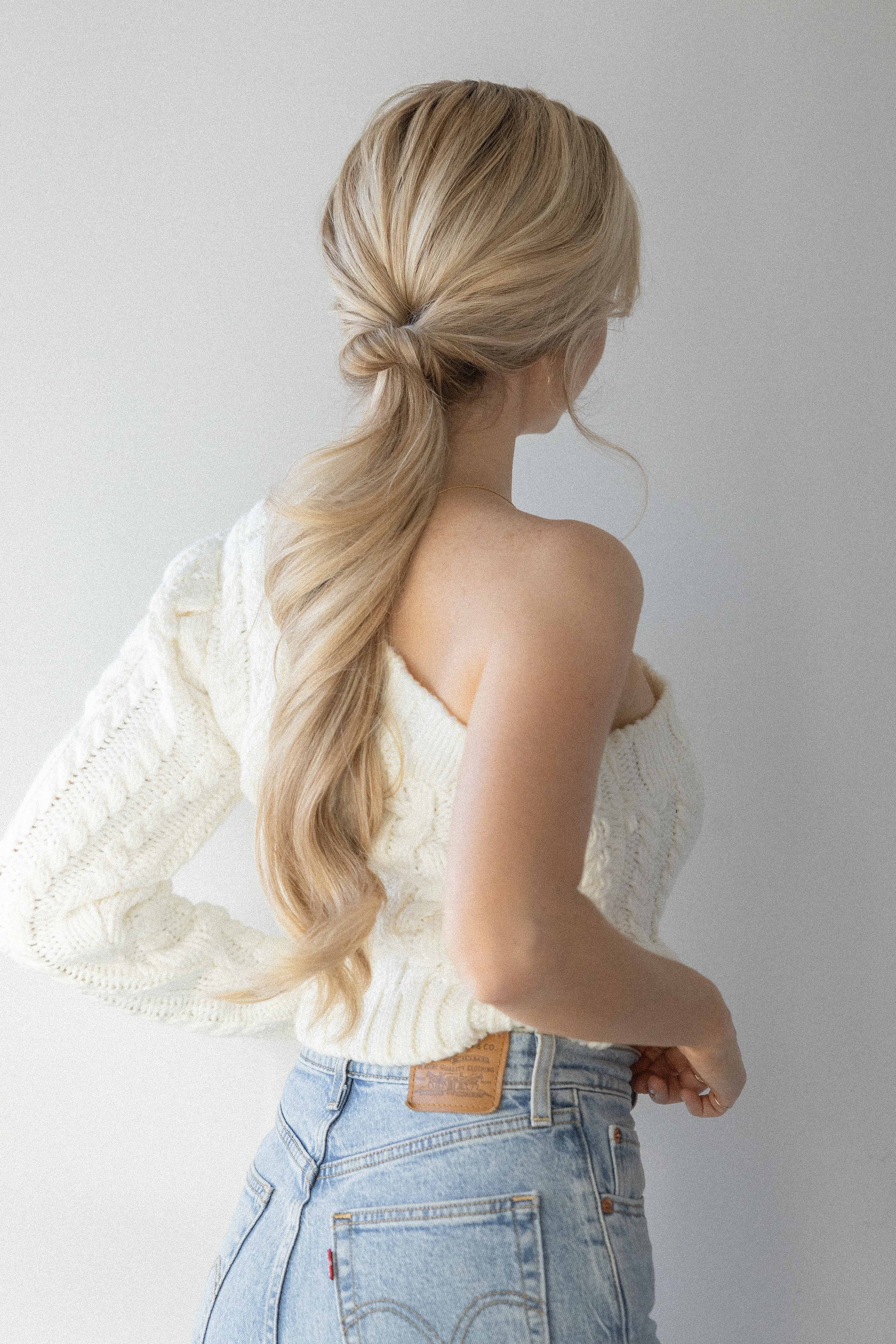 3 EASY PONYTAIL HAIRSTYLES TUTORIAL 2020 | Alex Gaboury