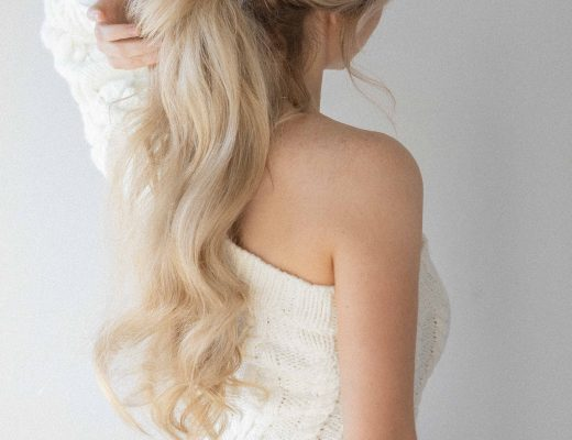 3 QUICK AND EASY PONYTAIL HAIRSTYLES   Long Hair Hairstyles Alex Gaboury