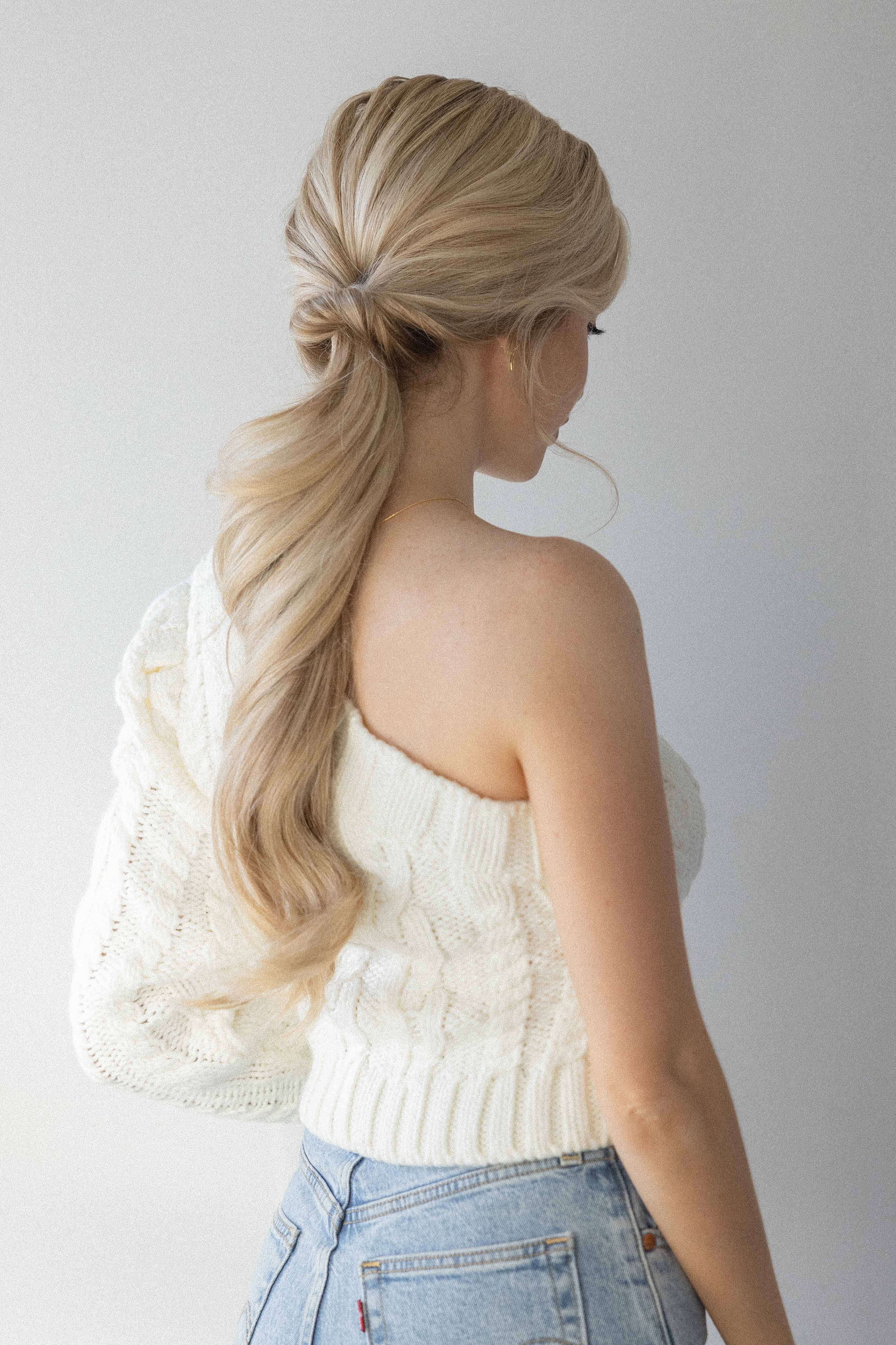 3 MUST TRY PONYTAIL HAIRSTYLES FOR 2020 | Alex Gaboury