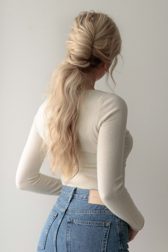 3 EASY HAIRSTYLES FOR LONG - MEDIUM HAIR LENGTHS