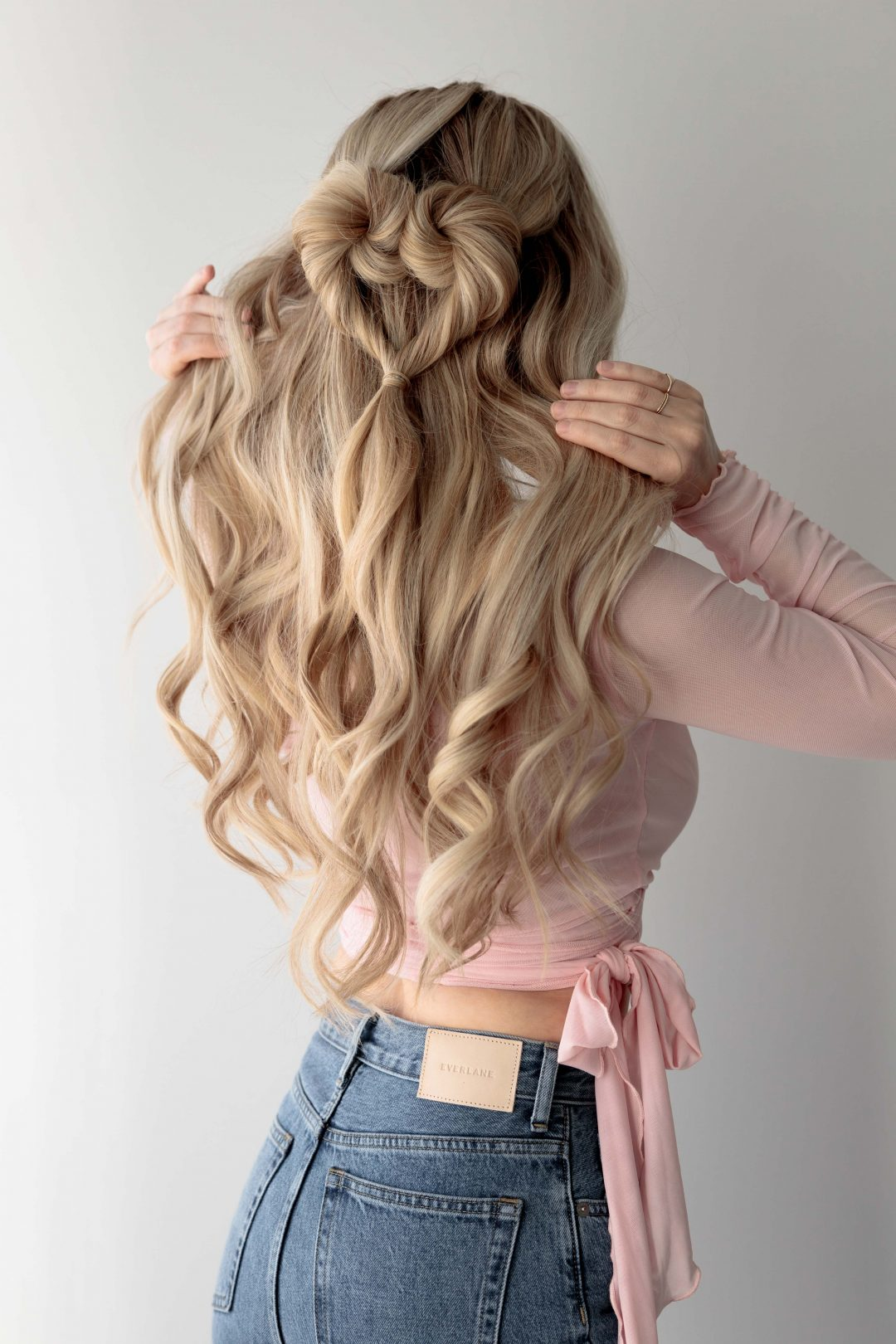3 EASY VALENTINE'S DAY HAIRSTYLES - Alex Gaboury