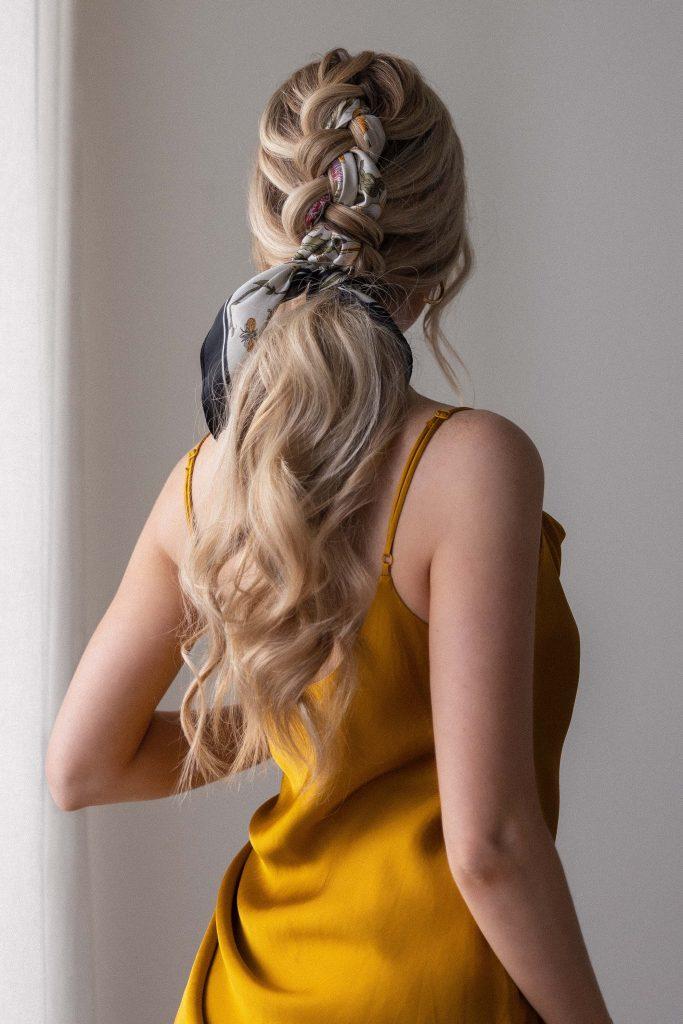 5 HAIR SCARF HAIRSTYLES W/TUTORIALS