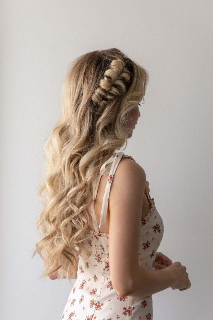 3 EASY SUMMER HAIRSTYLES FOR LONG HAIR + MEDIUM HAIR - Alex Gaboury