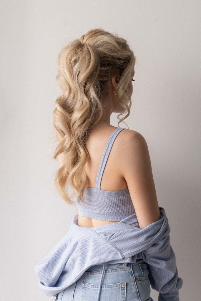 10 EASY BACK TO SCHOOL HAIRSTYLES + TUTORIALS 2021   PONYTAIL HACK